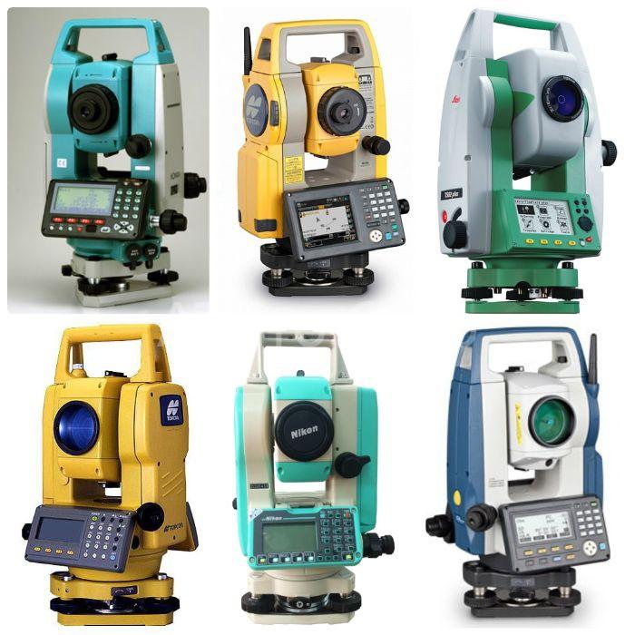 Vai trò của các loại máy đo đạc
