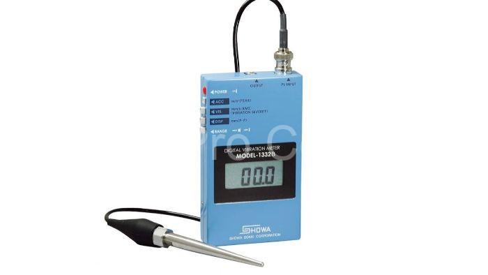 Thiết bị đo độ rung thường được sử dụng phổ biến trong nhiều lĩnh vực công nghiệp hay các ngành dầu khí