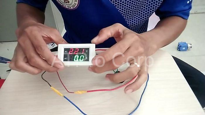 Thiết bị đo hệ số công suất