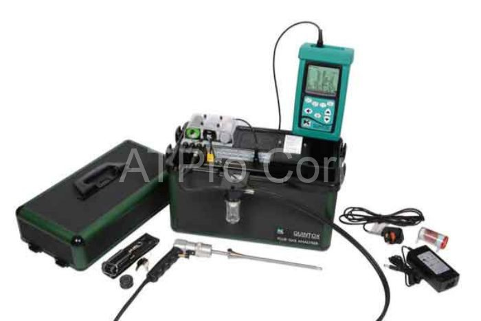 Tính năng của thiết bị đo khí thải ống khói