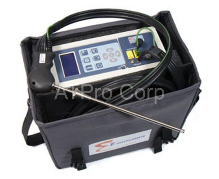 Ứng dụng của máy đo khí thải ống khói