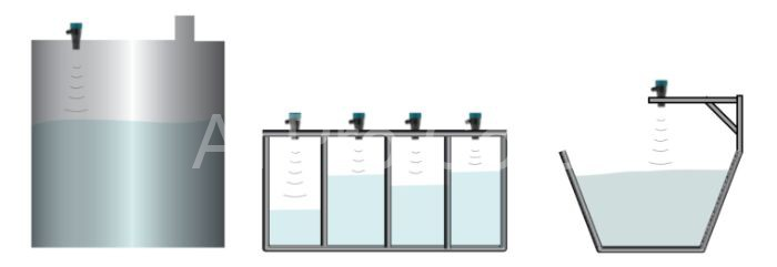 Sản phẩm thiết bị đo mức là sản phẩm được sử dụng để xác định mức lượng chất lỏng hoặc chất rắn, các chất khác trong bồn chứa