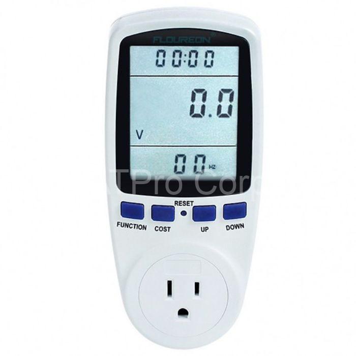 Tính năng của thiết bị đo mức tiêu thụ điện