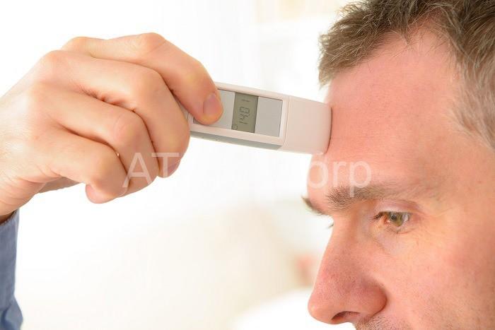 Thiết bị đo nhiệt độ y tế giúp chăm sóc sức khỏe cho mọi người tốt hơn
