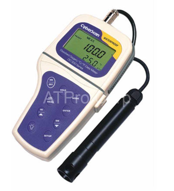 Thiết bị đo oxy hòa tan là một thiết bị điện tử được dùng để đo nồng độ oxy hòa tan cùng nhiệt độ dưới nước