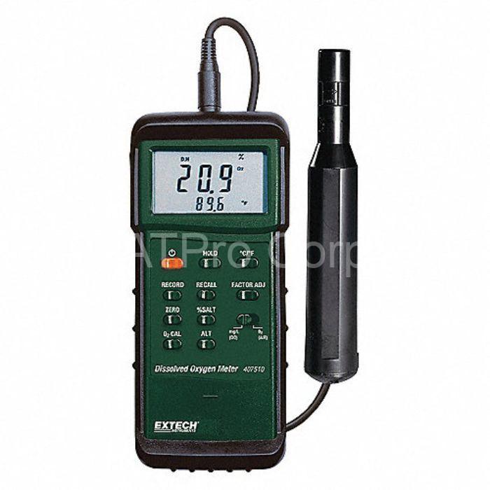 Tính năng của thiết bị đo oxy hòa tan