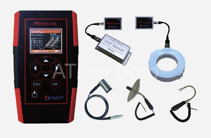 Các bước sử dụng thiết bị phóng điện cục bộ đúng cách