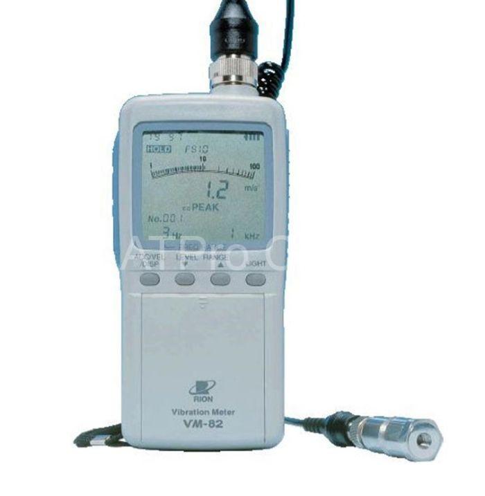 Tiện ích của thiết bị đo rung