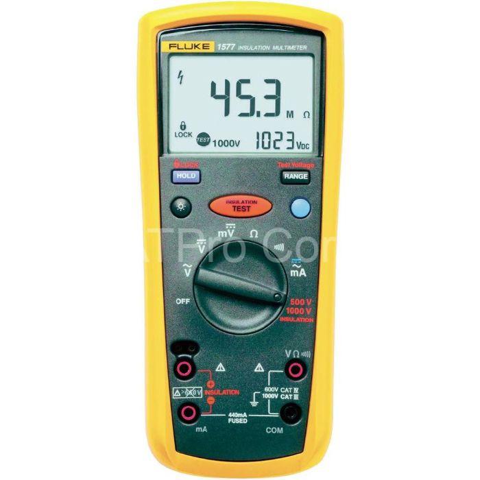 Thiết bị đo số điện là thiết bị đo lường dùng để đo các đại lượng vật lý của dòng điện