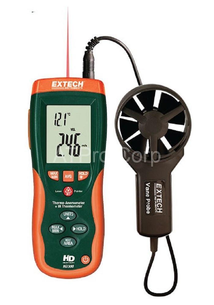Có rất nhiều loại thiết bị đo tốc độ gió khác nhau