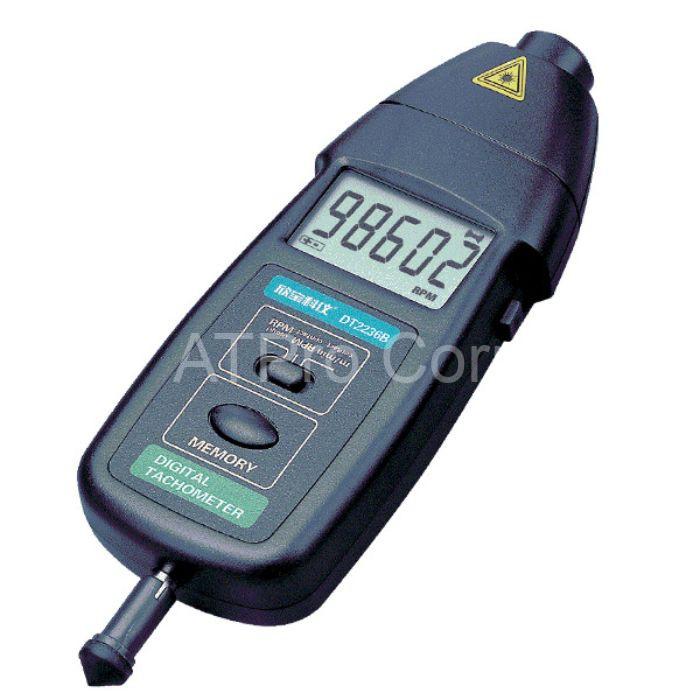 Dụng cụ giúp cho ra những đánh giá chính xác cao về tốc độ quay của các động cơ