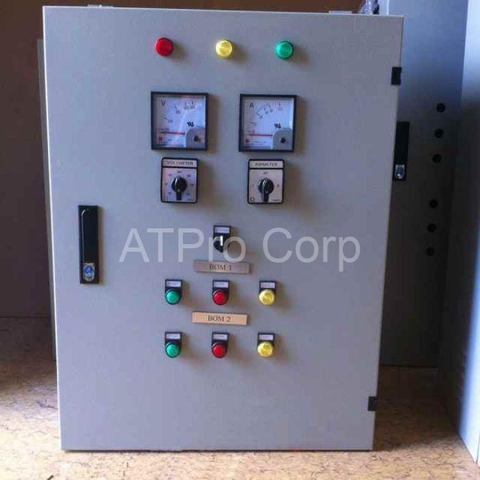 Thiết bị điều khiển máy bơm nước tiện lợi khi sử dụng