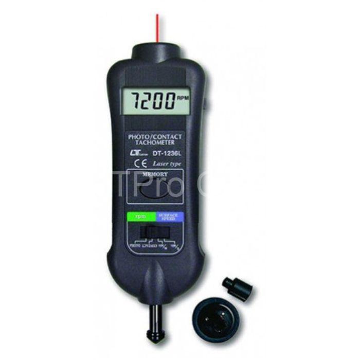 Loại máy đo tốc độ tiếp xúc hoặc không tiếp xúc có dải đo rộng