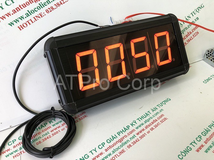 Bộ đếm thiết bị sản xuất bởi thương hiệu ATPro Corp