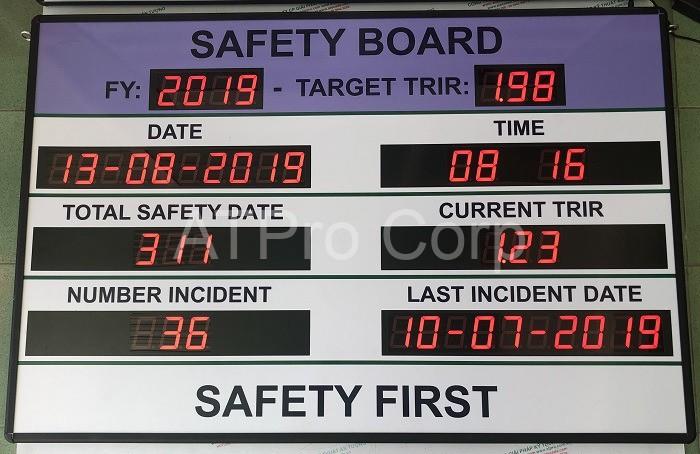 bảng thông tin an toàn