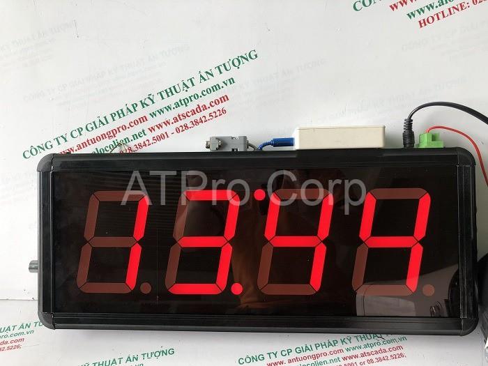 đồng hồ báo mốc thời gian