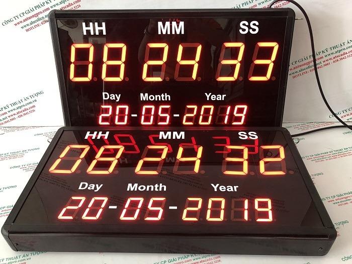 đồng hồ đồng bộ thời gian ntp