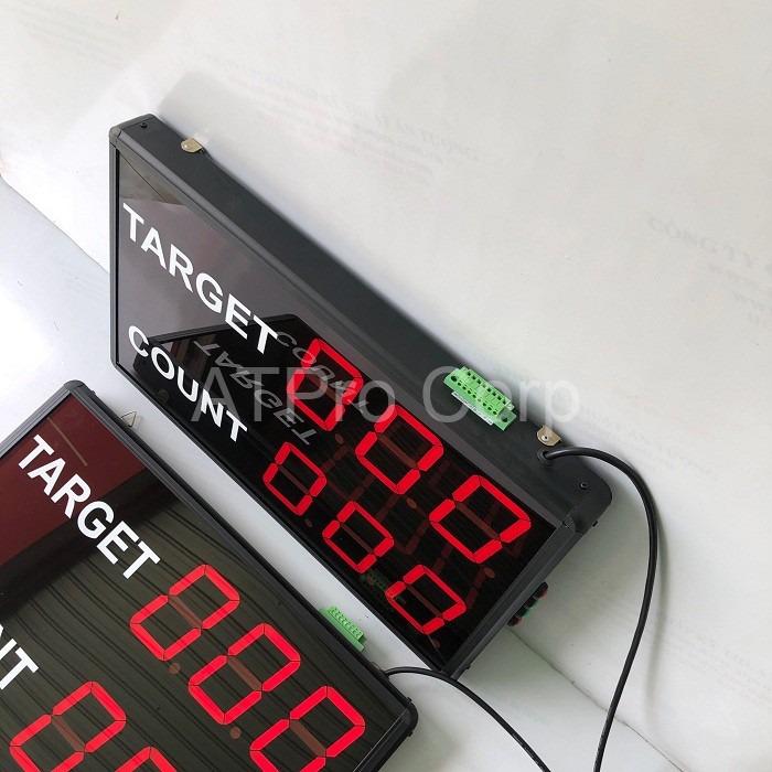 bảng led điện tử đếm số lượng sản phẩm
