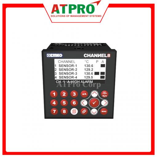 bộ điều khiển nhiệt độ đa kênh