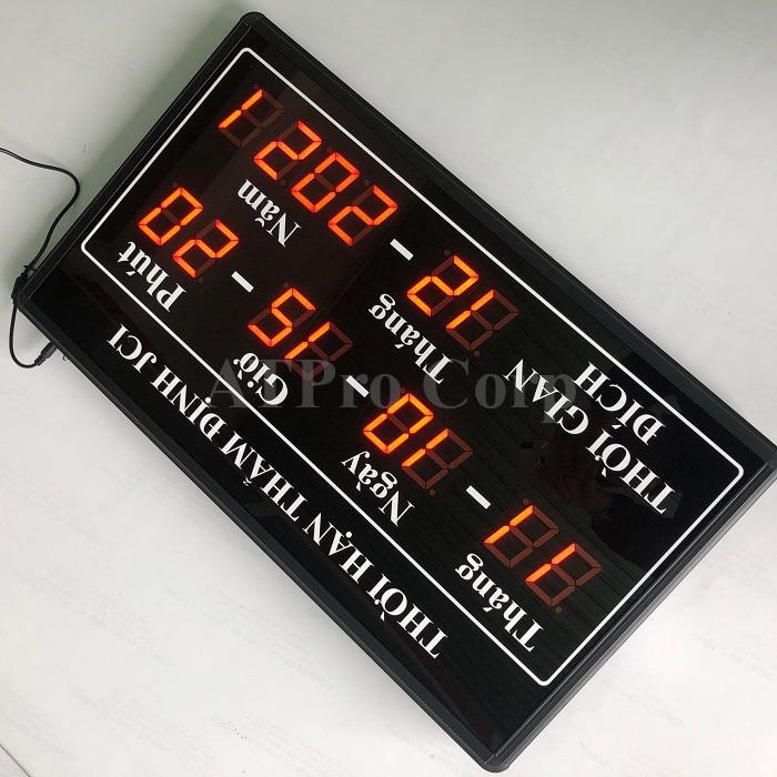đồng hồ đếm ngược tự động